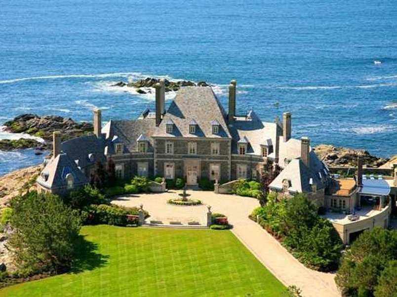 State by state look at america 39 s priciest homes for Rhode island home builders