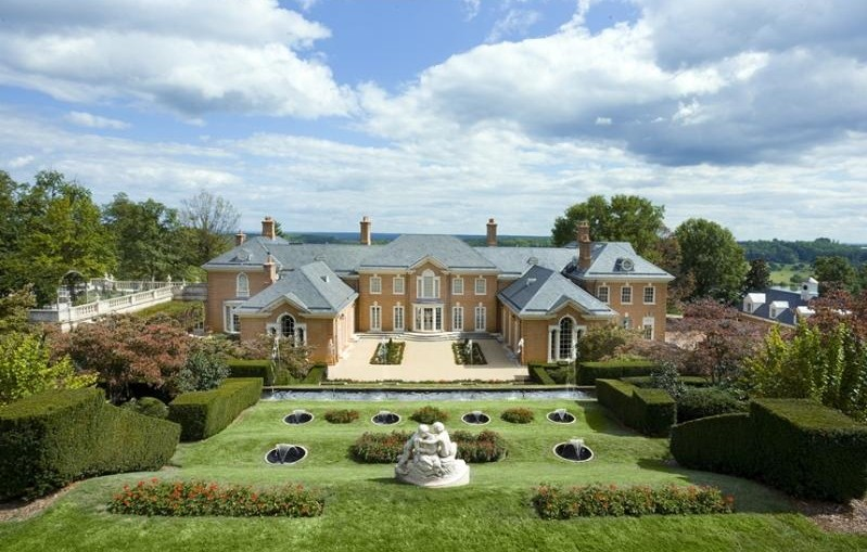 Most expensive homes in america for Most expensive houses in america