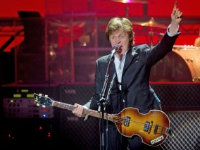 Sir Paul McCartney to Perfrom at Royal Wedding
