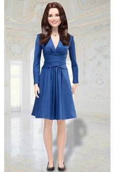 kate middleton doll