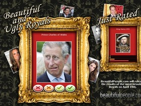 Who's the Fairest (and Ugliest) Royal of Them All?