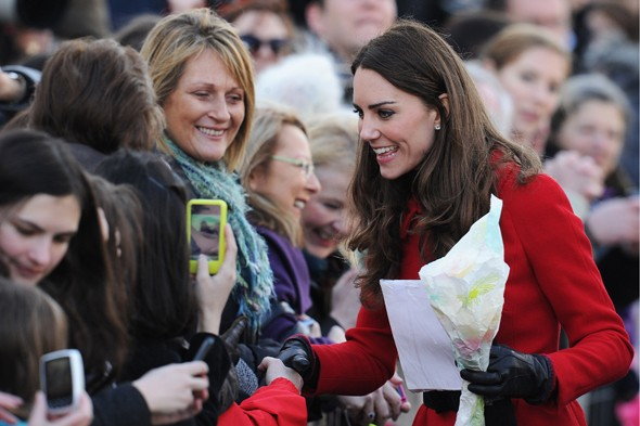 kate middleton name after wedding