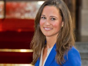 Pippa Middleton Steps Out with Family [PHOTOS]