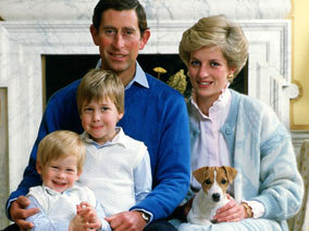 The Royal Family Tree [Photos]