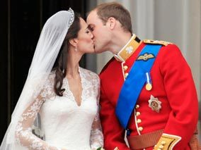 Royal Wedding Balcony Moments of the Past [Photos]