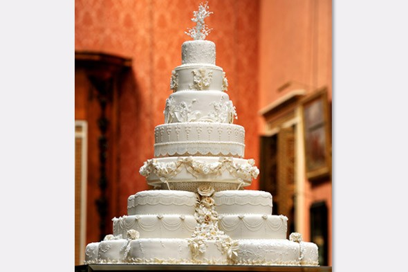 kate middleton prince william royal wedding cake