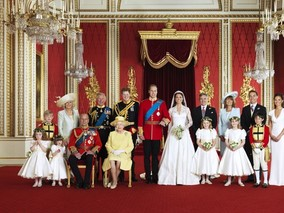 Official Royal Wedding Photos Released