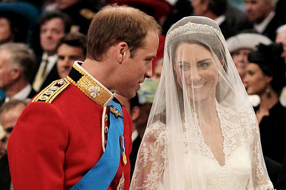 Prince William and Kate Middleton Bestowed Title of Duke and Duchess of Cambridge