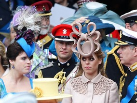 Princess Beatrice's Hat To Be Auctioned On eBay For UNICEF & Children In Crisis