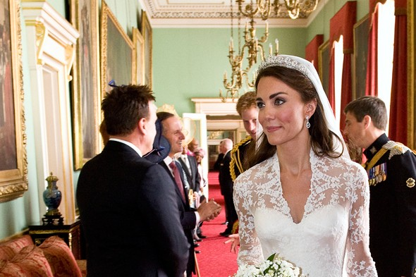 kate middleton honeymoon housewife
