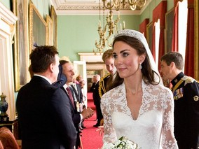 Introducing Her Royal Housewife Kate Middleton