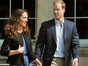 Prince William and Kate Middleton Depart for Honeymoon in Seychelles