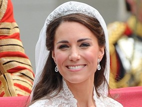Kate Middleton's Royal Wedding Perfume Revealed