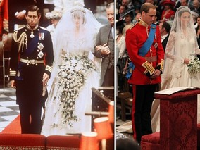 A Tale of Two Royal Weddings