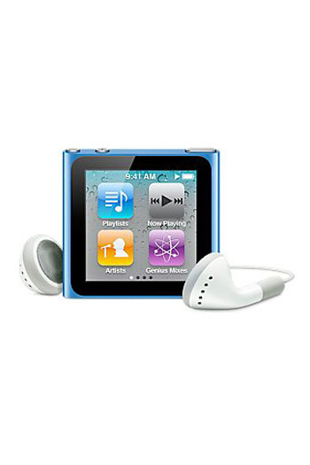Our top pick: Apple iPod nano - 8GB