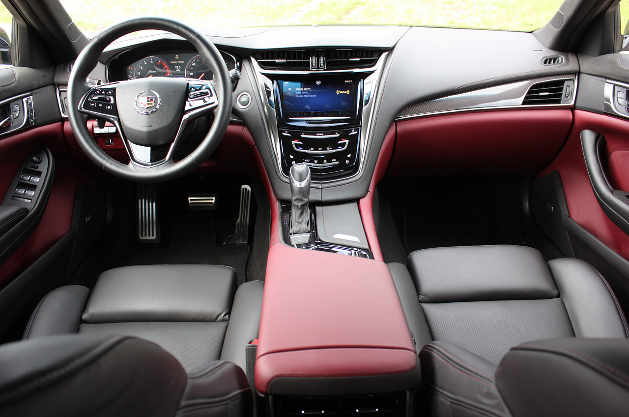 Pre Owned Cadillac Cts V 2014 Cadillac CTS Vsport: First Drive Photo Gallery - Autoblog