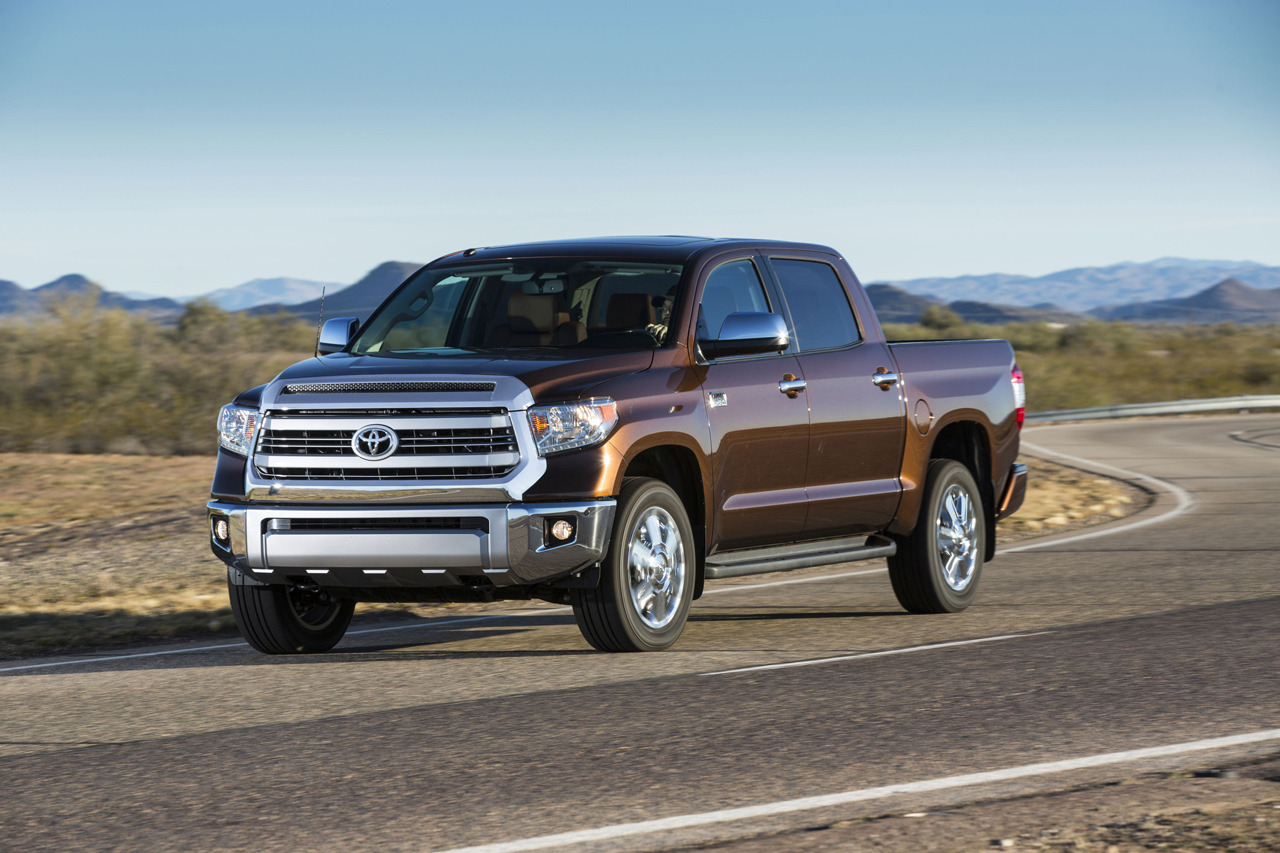 2014 Toyota Tundra 1794 Edition Photo Gallery Autoblog