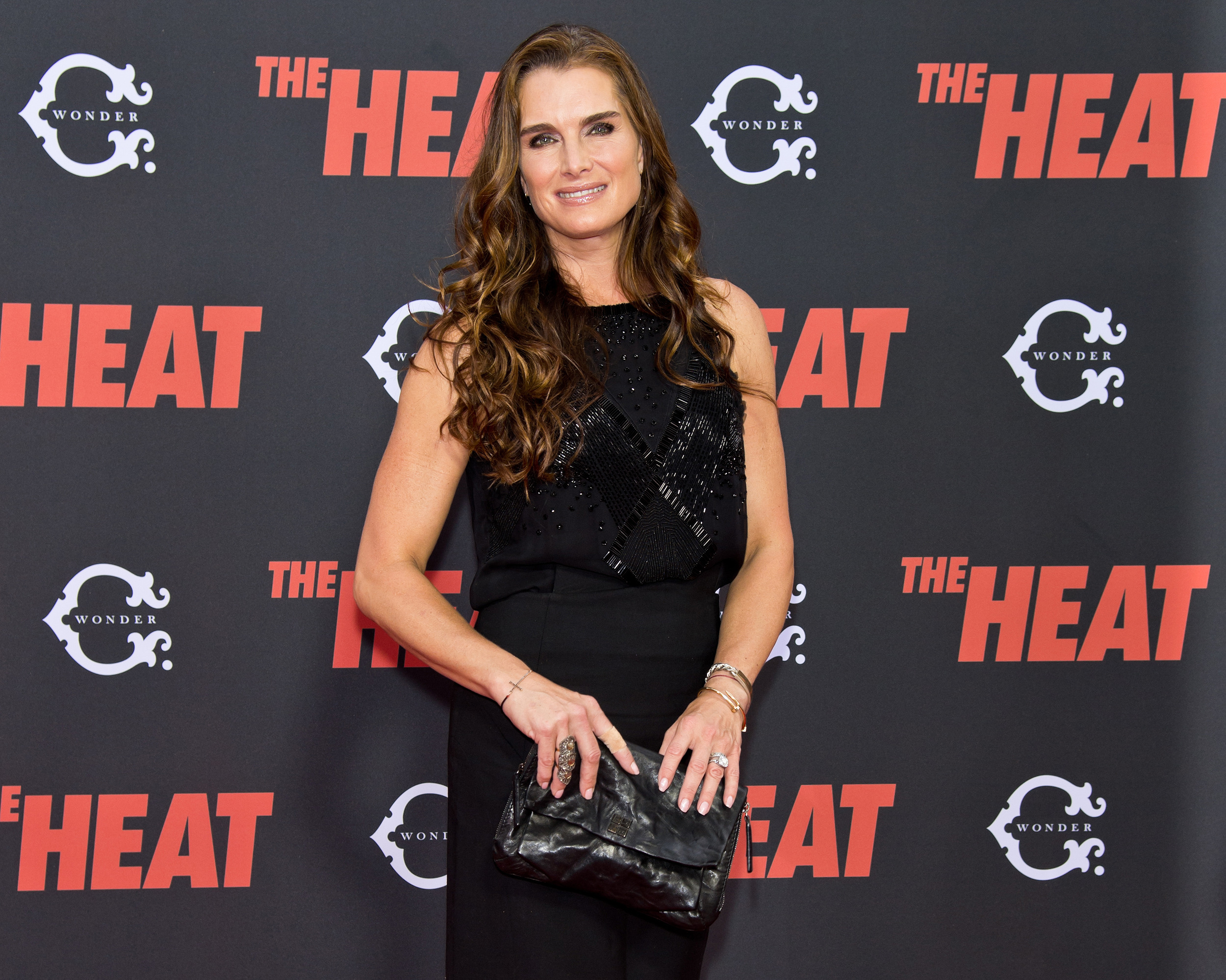 Brooke Shields Pretty Baby Bath Tub Brooke shields attends 'the