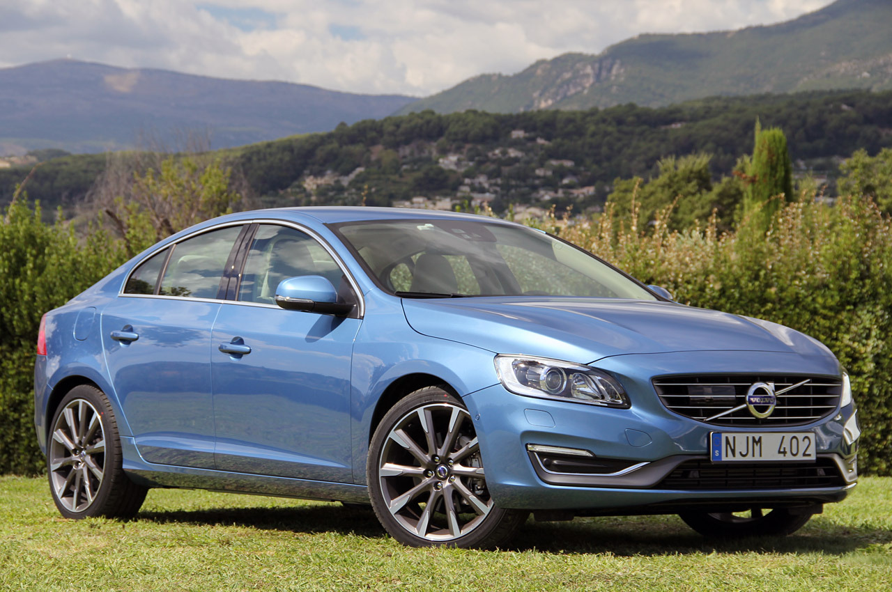 2015 Volvo S60 Drive-E: First Drive Photo Gallery - Autoblog