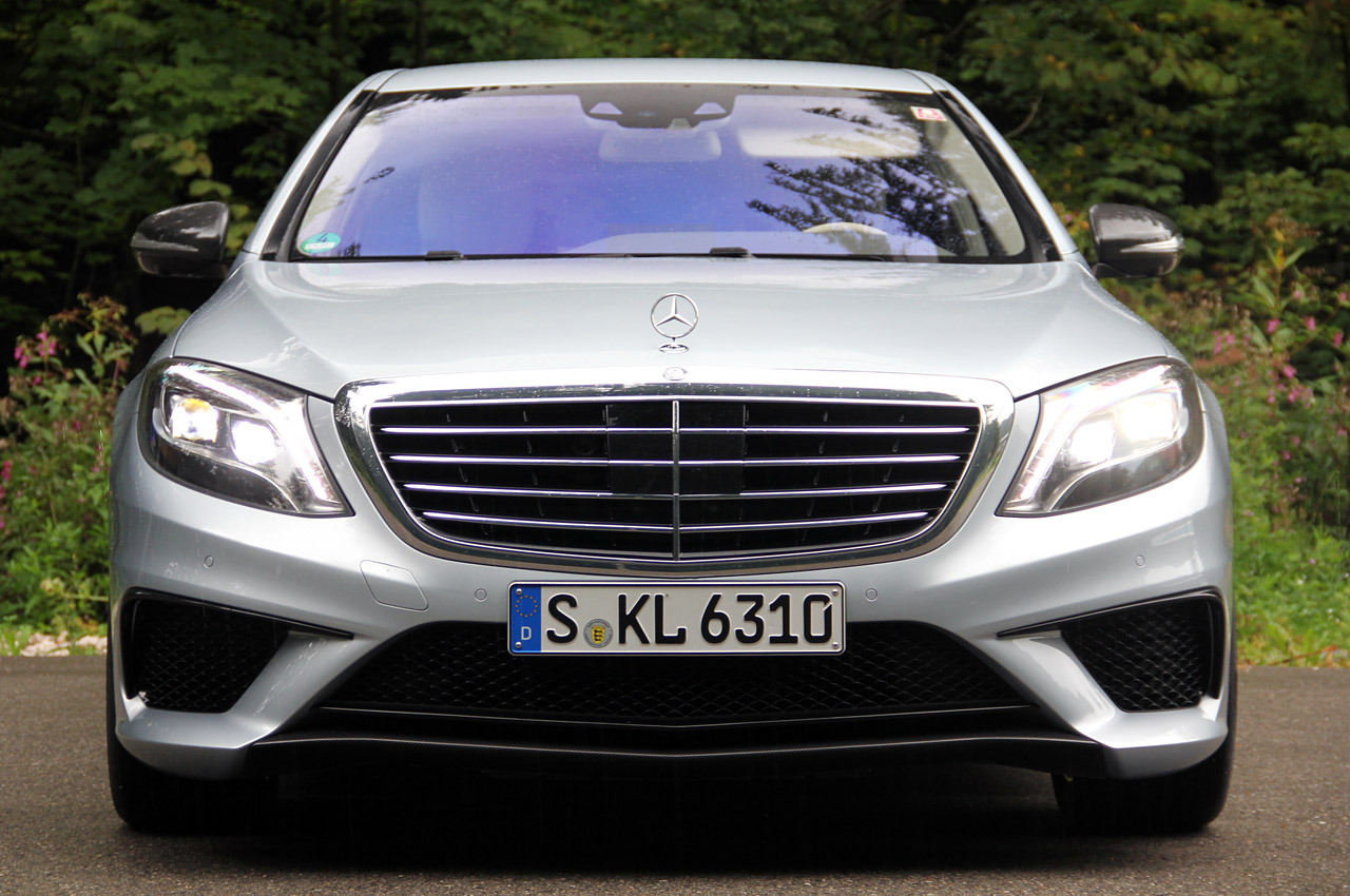 2014 mercedes benz s63 amg first drive photo gallery for Mercedes benz s63 2014