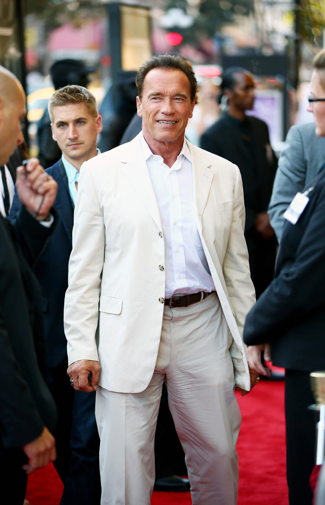 arnold schwarzenegger dating game Arnold schwarzenegger and ex maria shriver reunited at the premiere of 'the who he's been dating since see more photos of arnold schwarzenegger:.