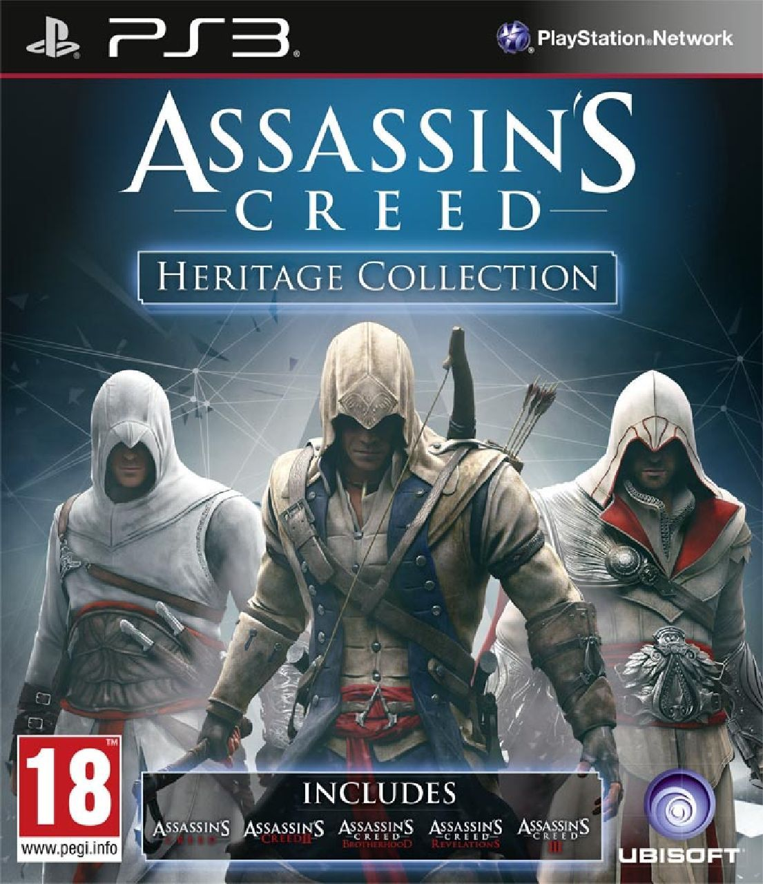 [PS3] Assassin's Creed Heritage Collection - FULL ITA