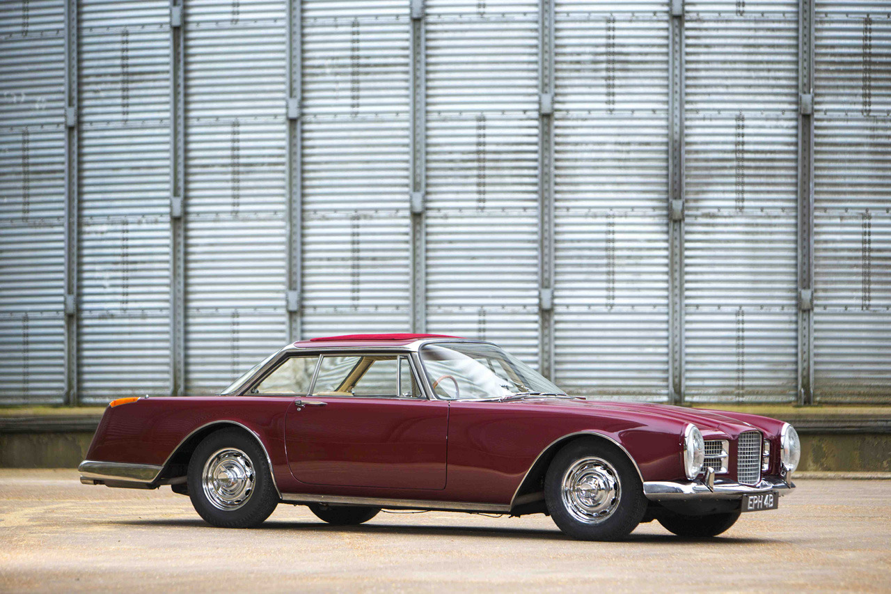 Ringo Starr S Facel Vega Photo Gallery Autoblog