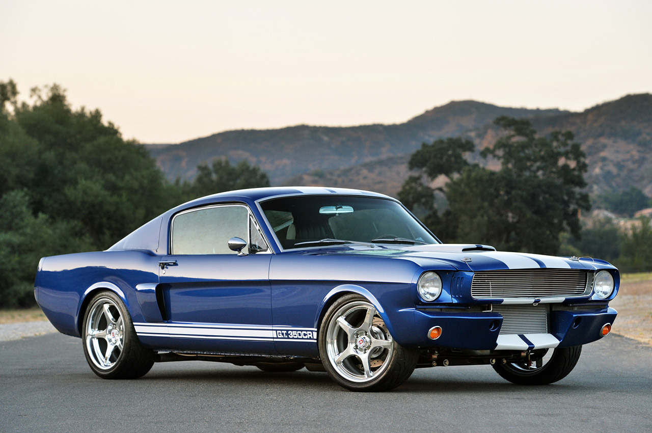 Classic Recreations Shelby Gt350cr The News Network