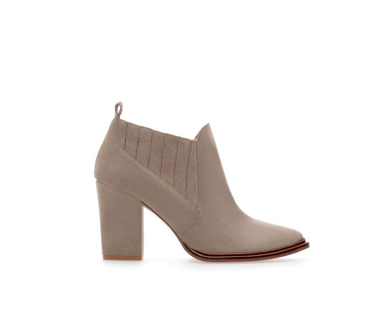 autumn winter ankle boots from zara mydaily uk