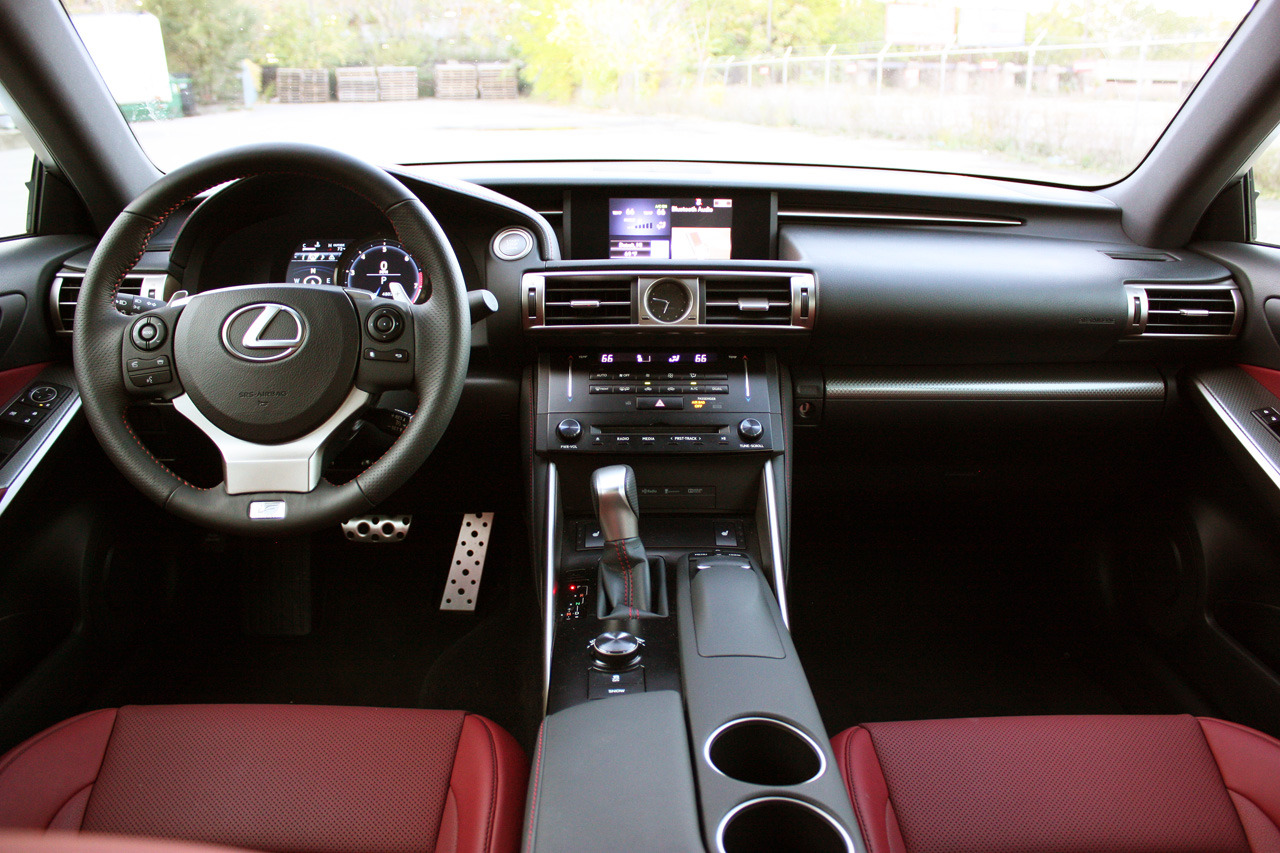lexus test cars first is trend awd interior motor