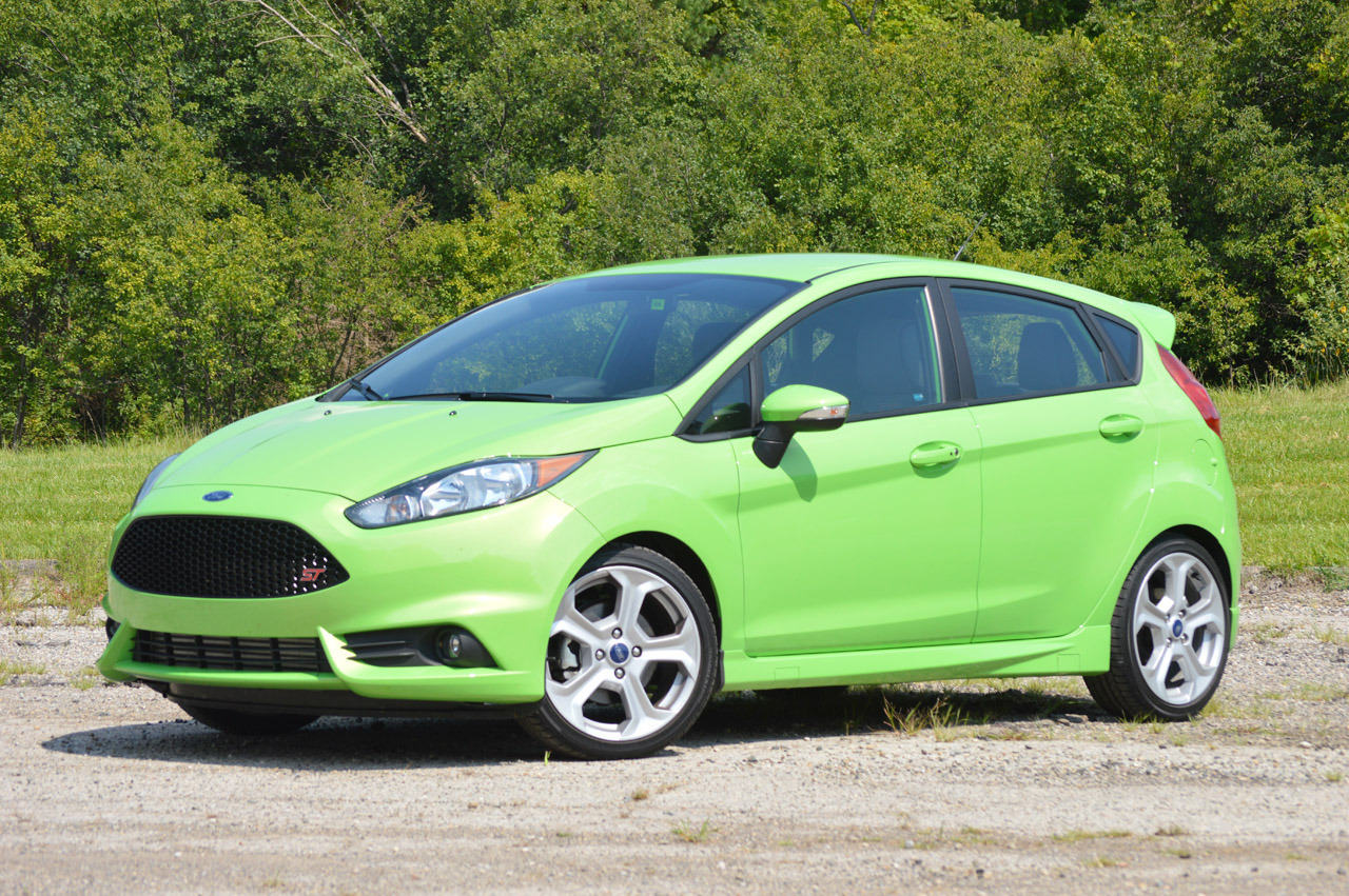 2014 Ford Fiesta ST: Quick Spin Photo Gallery - Autoblog