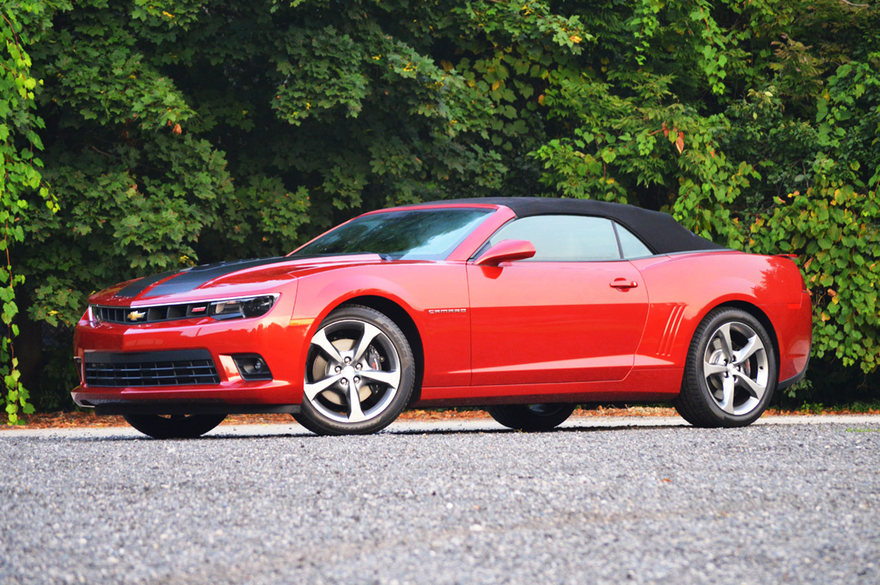 2014 chevrolet camaro ss convertible quick spin photo gallery. Cars Review. Best American Auto & Cars Review