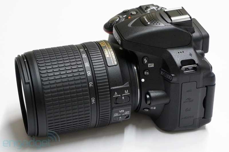 how to connect nikon d5300 to wifi