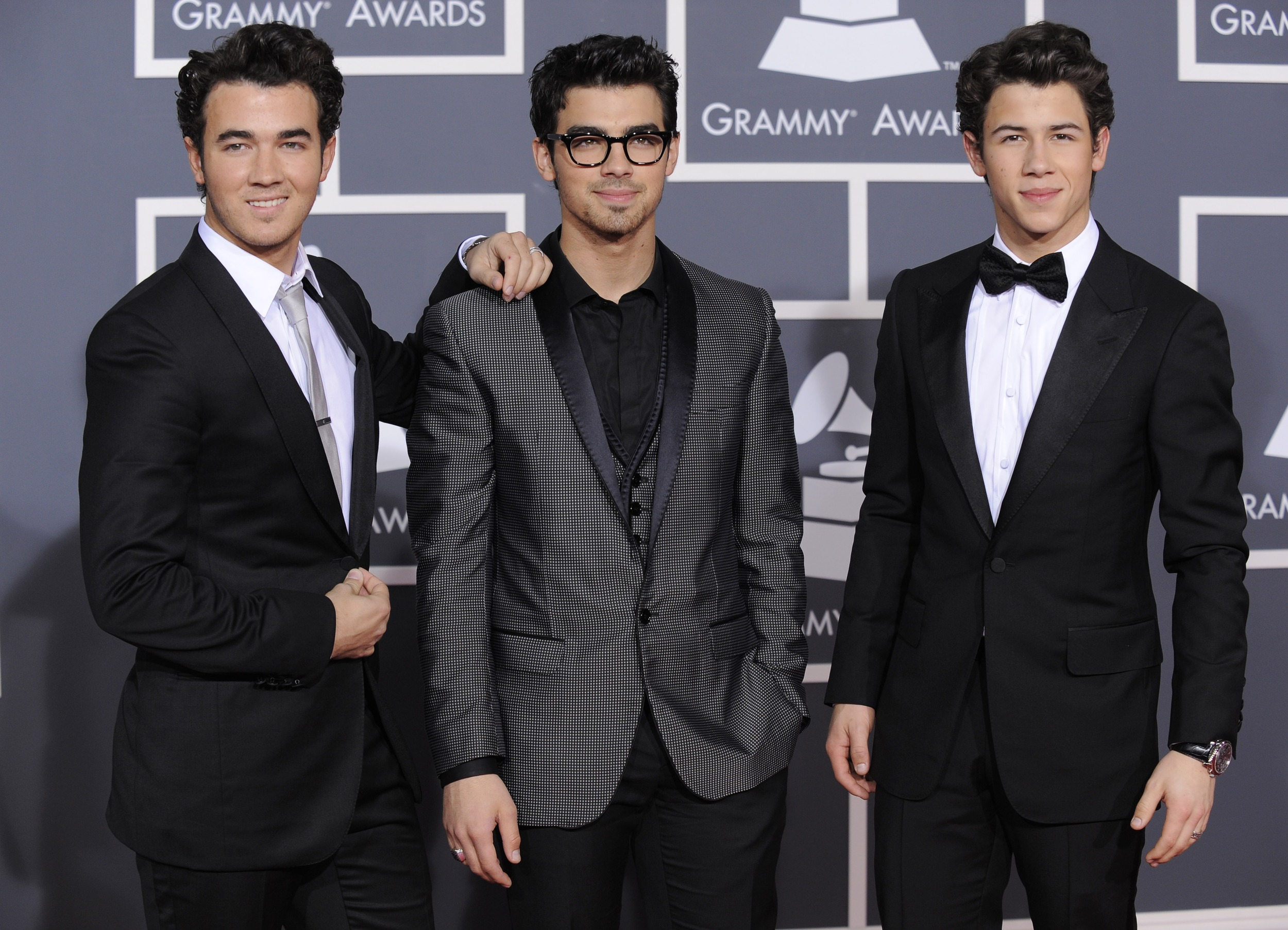 Jonas Brothers Today Jonas Brothers Then And Now