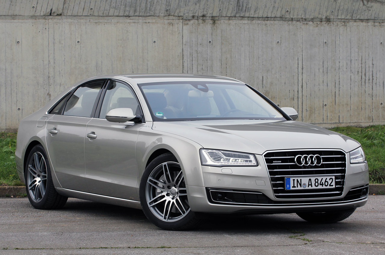 2015 audi a8: quick spin photo gallery - autoblog