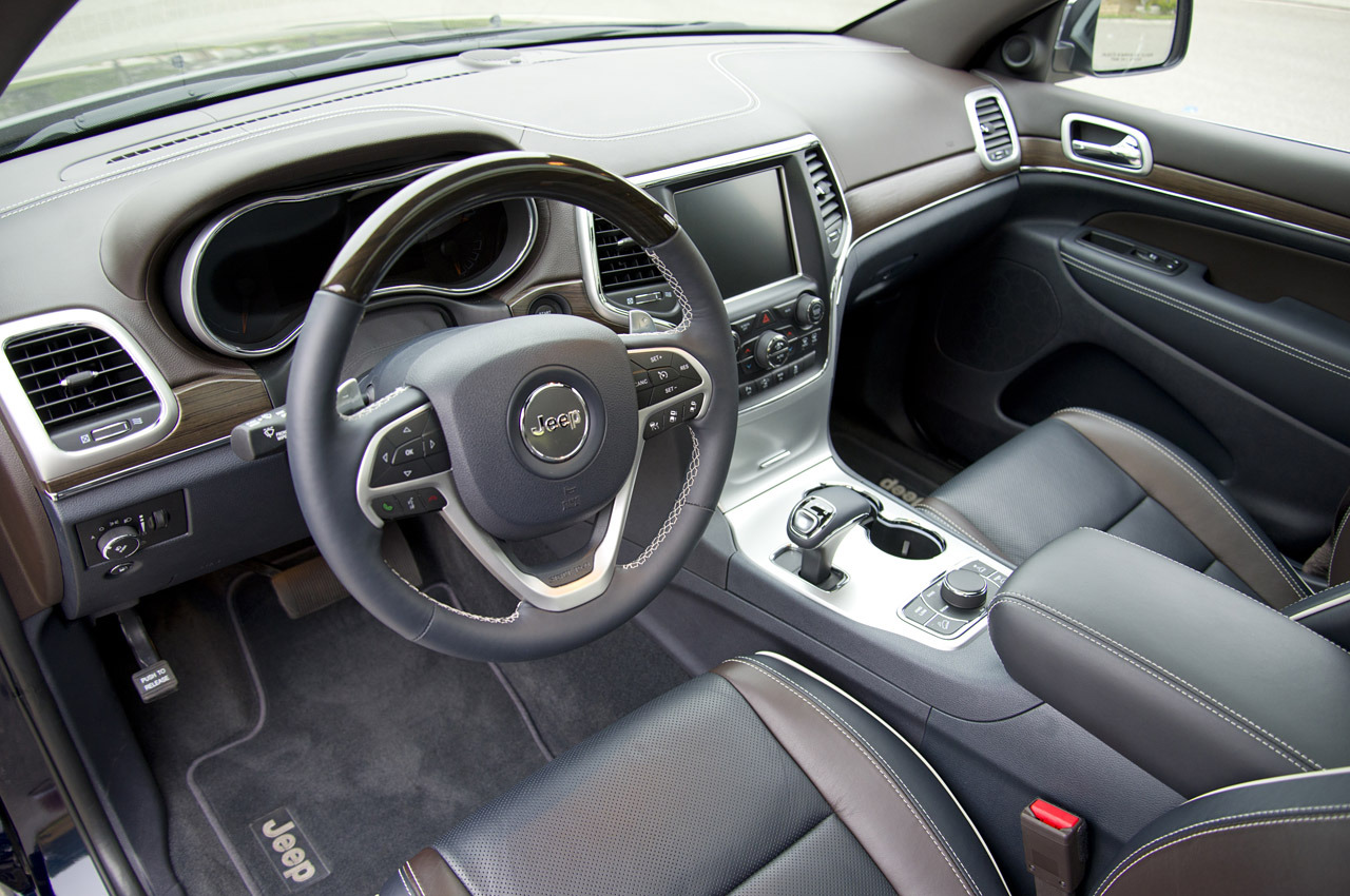 2014 jeep grand cherokee overland review photo gallery autoblog. Cars Review. Best American Auto & Cars Review