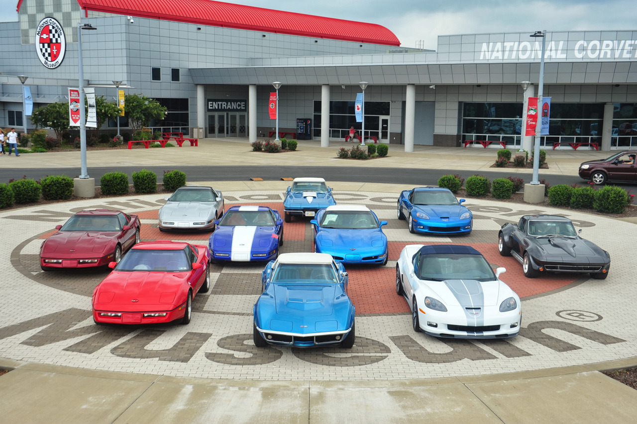 national corvette museum messner collection photo gallery autoblog. Cars Review. Best American Auto & Cars Review