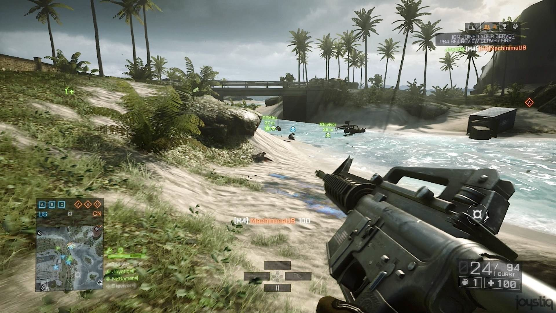 how to play multiplayer on battlefield 4 ps4