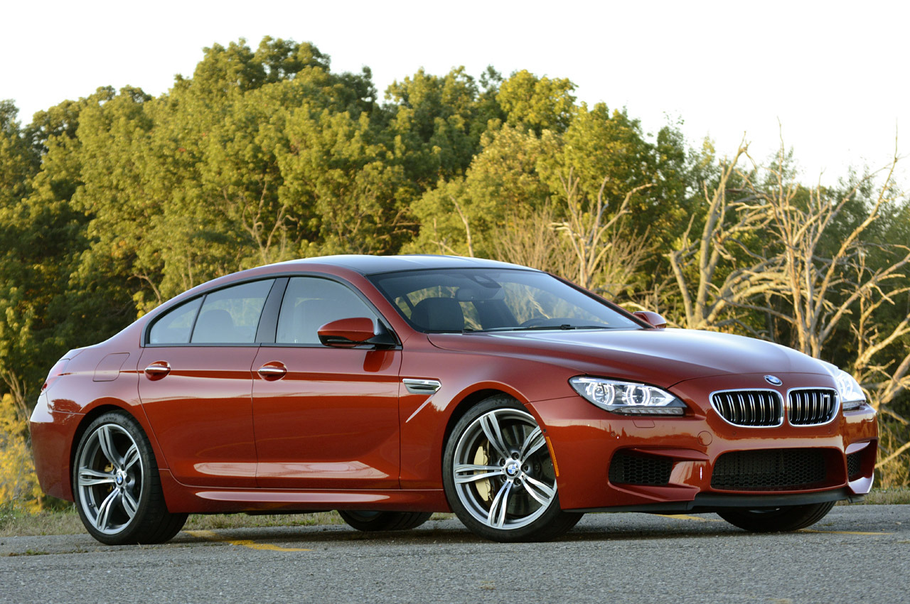 BMW M Gran Coupe Review Photo Gallery Autoblog - 2014 bmw 850i price