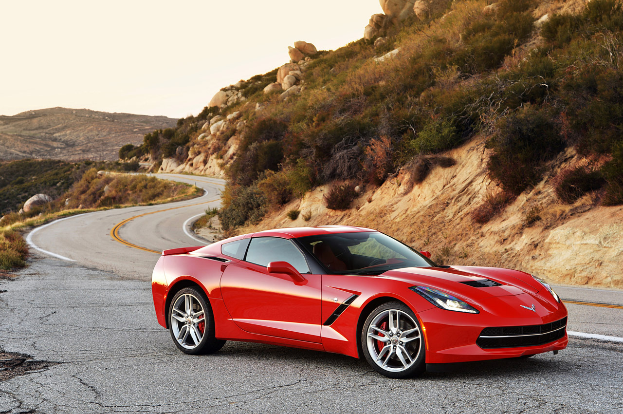 2014 Chevrolet Corvette Stingray Review Oct 30 2013 Photo Gallery Autoblog