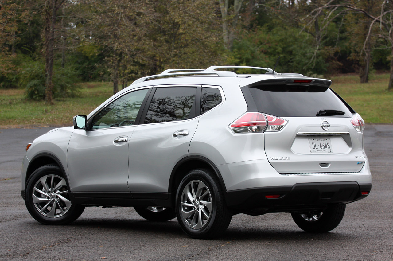 2014 Nissan Rogue First Drive Photo Gallery Autoblog