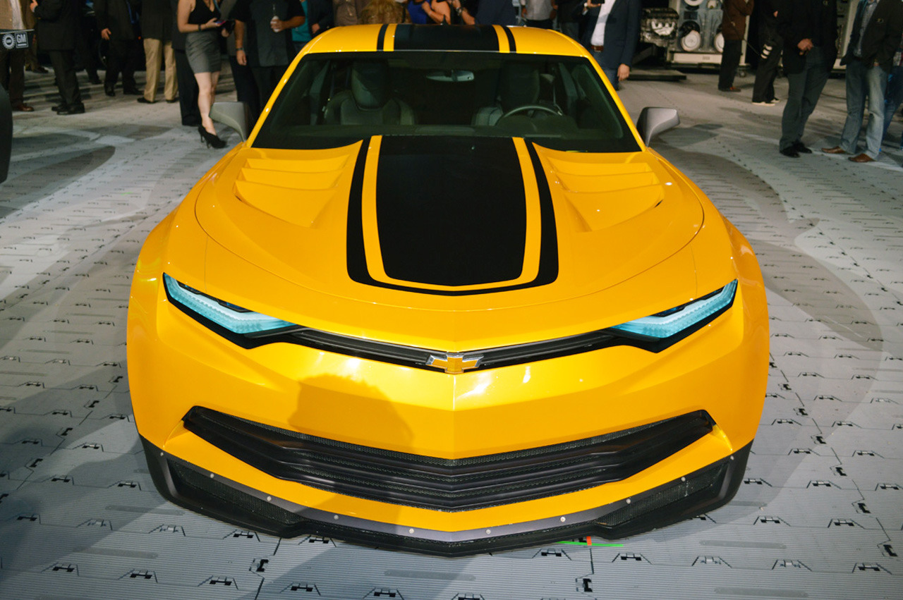 transformers bumblebee camaro sema 2013 photo gallery. Cars Review. Best American Auto & Cars Review