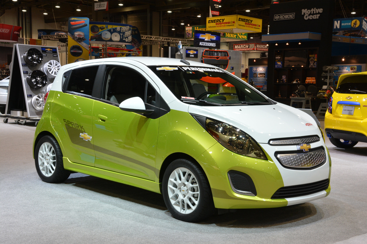 2015 Chevy Spark will have lighter smaller battery  Autoblog