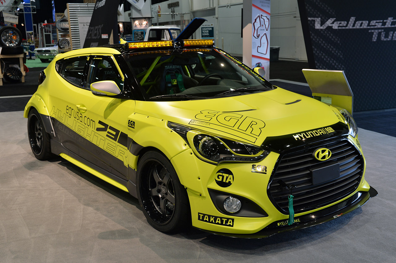 sema show 2013 hyundai veloster yellowcake veloster turbo dark cars wallpapers. Black Bedroom Furniture Sets. Home Design Ideas