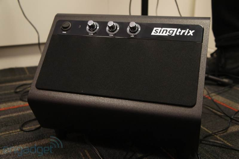 Guitar Hero dudes team up for Singtrix, hope to make your ...