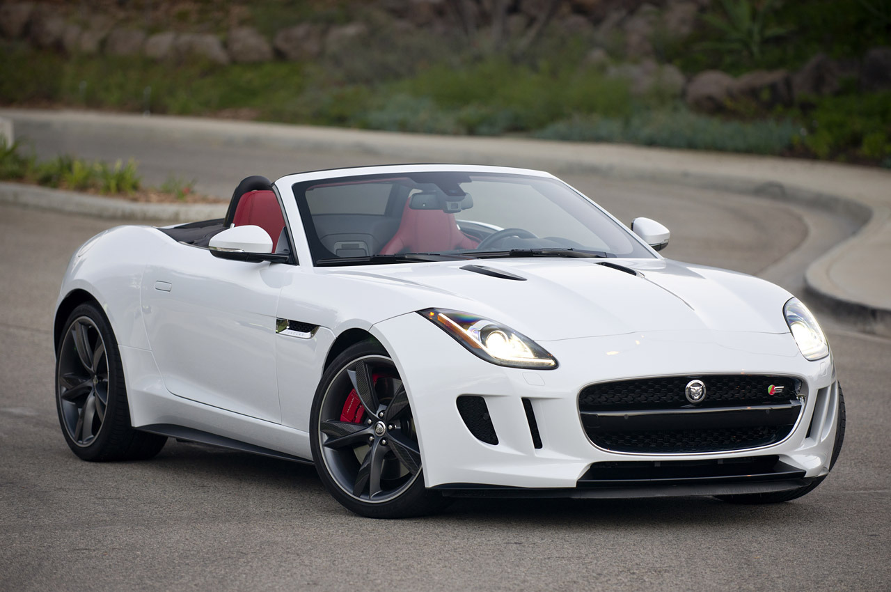 2014 jaguar f type v8 s review photo gallery autoblog. Black Bedroom Furniture Sets. Home Design Ideas