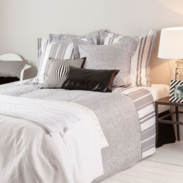 Zara Home Decoracion De Dormitorios ~ And So To Bed Gorgeous Shades Of Grey  MyDaily UK