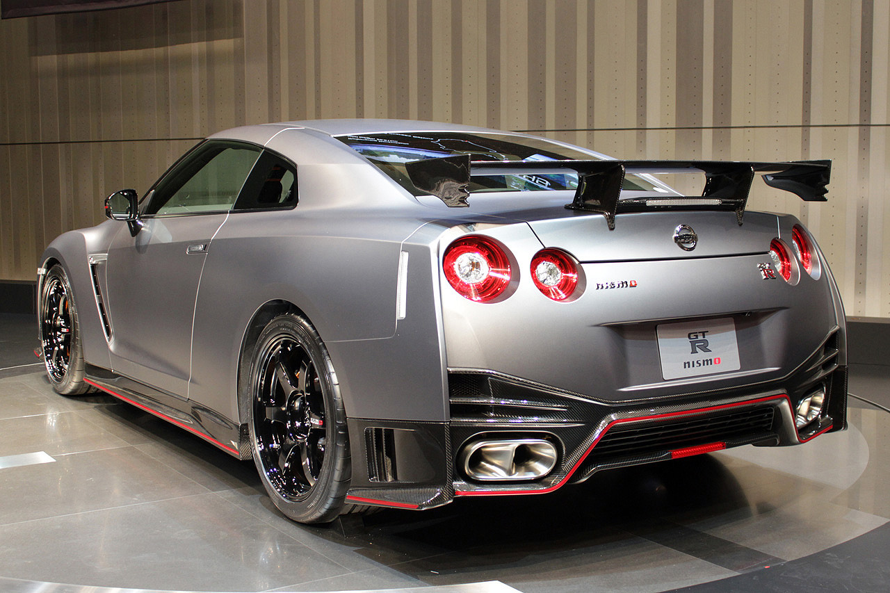 2015 Nissan Gt R Nismo Photo Gallery Autoblog
