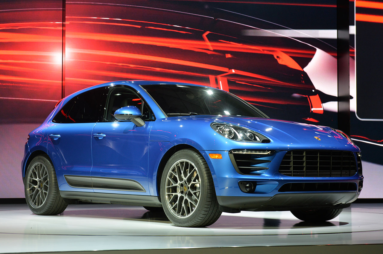 2014 porsche macan s la 2013 photo gallery autoblog