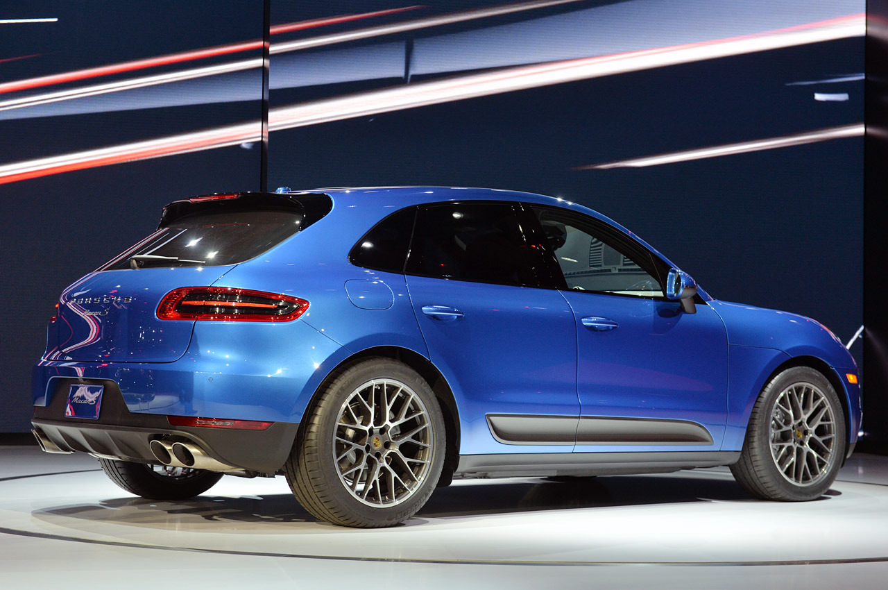 Article 2014 Porsche Macan 121235241